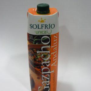 Gazpacho andaluz Solfrio