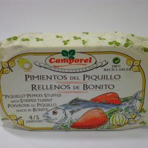 Pimiento del piquillo relleno de bonito Camporel