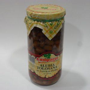 Alubia tolosana Camporel