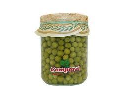 Guisante al natural Camporel