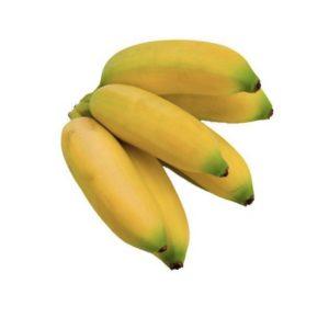 Bananitos (precio por paquete de 3-4 piezas)