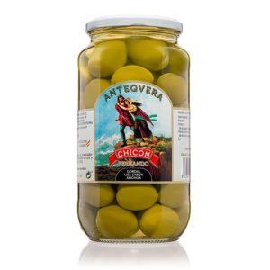 Aceitunas Gordal sabor anchoa Chicon