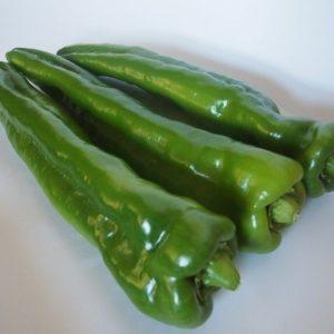 Pimiento Verde Fino