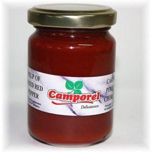 Carne de pimientos choriceros Camporel