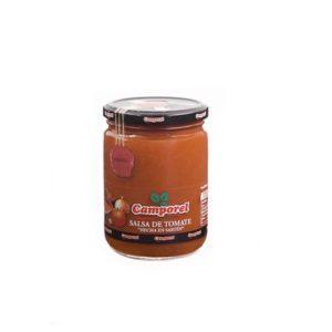 Salsa de tomate Camporel
