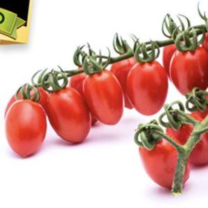 Tomate cherry pera riquísimo (bandeja de 750gr aprox.)