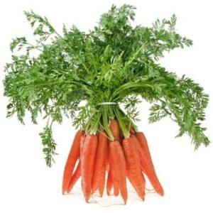 Zanahoria de Manojo