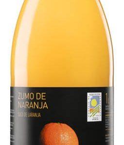 Zumo ecológico de naranja