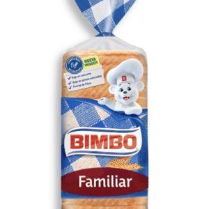 Pan Bimbo familiar