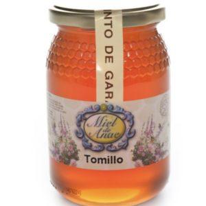 Miel de tomillo Anae (500gr)
