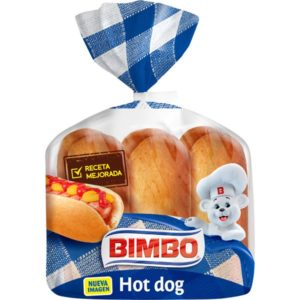 Pan Bimbo perritos