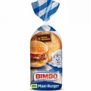 Pan hamburguesa Bimbo
