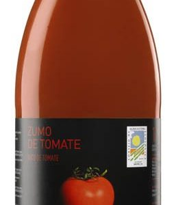 zumo ecologico de tomate