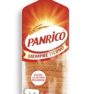Pan de molde panrico