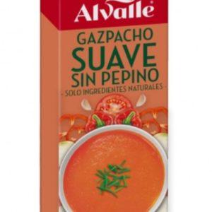 Gazpacho Alvalle sin pepino