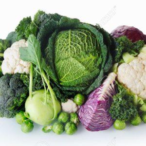 Brócoli, Coliflor y Coles