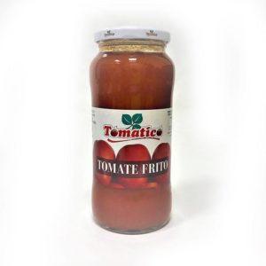 Tomate frito tomatico( pack de 3 tarros )