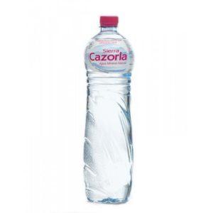 Agua de litro (sierra de Cazorla)