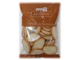 Pan tostado Teresa San Martín natural
