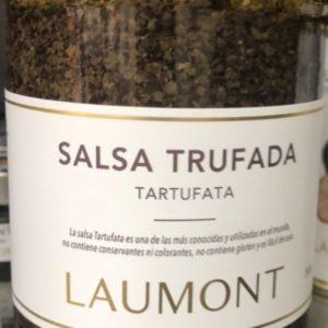 Salsa trufada (tartufata 500gr)